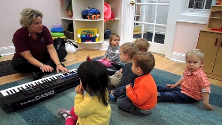 Sing A Song music class at Zadie's Nurturing Den